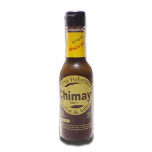 Chimay Negro Habanero Sauce 150ml