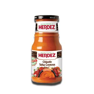 Herdez Chipotle Medium Salsa Cremosa 434g