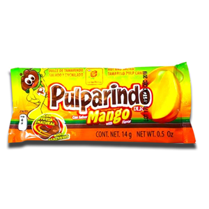 Pulparindo Mango Candy 14g