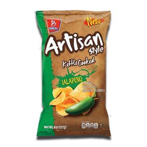 Barcel Chips Jalapeño Flavour 56g