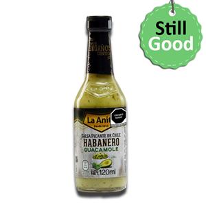 La Anita Chile Habanero Guacamole Sauce 150ml