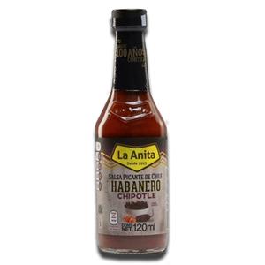 La Anita Chile Habanero Chipotle Sauce 150ml