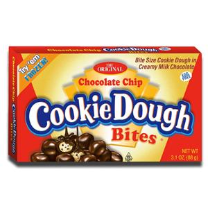 Cookie Dough Chocolate Chip Bites Theatre Box 88g