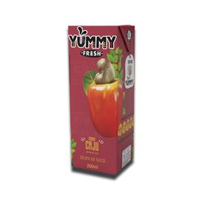 Yummy Fresh Sumo Sabor Caju 200ml
