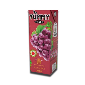Yummy Fresh Sumo Sabor Uva 200ml