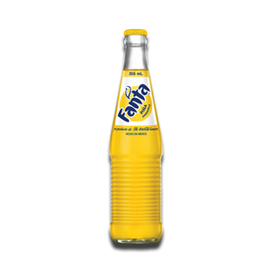 Fanta Pineapple Mexico Old Bottle 355ml
