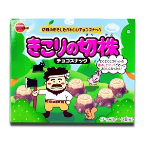 Bourbon Japanese Kikori No Kirikabu Cookies 66g