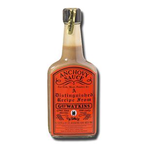 Geo Watkins Anchovy Sauce 170ml