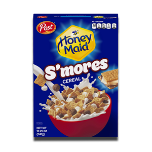 Post Honey Maid S'mores Cereal 347g