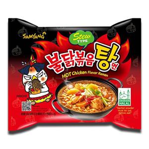 Samyang Hot Chicken Stew Ramen 145g