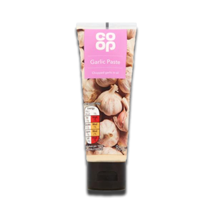 Coop Garlic Paste 80g