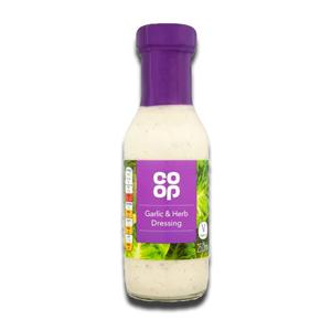 Coop Garlic Mayonnaise 250ml