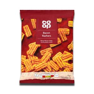 Coop Bacon Rashers 150g