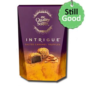 Quality Street Intrigue Orange Truffles Carton 200g
