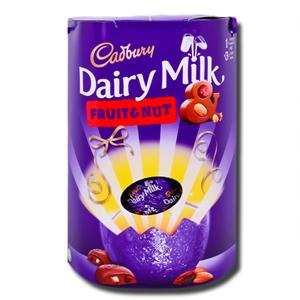 Cadbury Dairy Milk Fruit and Nut Chocolate Egg 302g