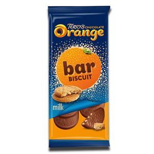 Terry's Chocolate Orange Bar Biscuit 90g