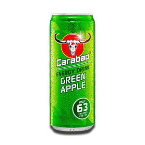 Carabao Energy Drink Green Apple 330ml