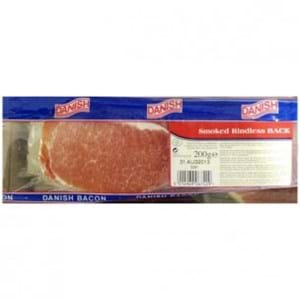 Smoked Back Bacon 200g