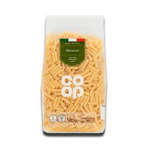 Coop Macaroni 500g