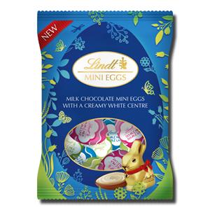 Lindt Gold Bunny Milk Chocolate Mini Eggs 80g