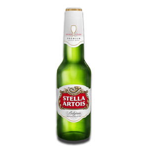 Stella Artois Belgium's Premiun Beer 330ml