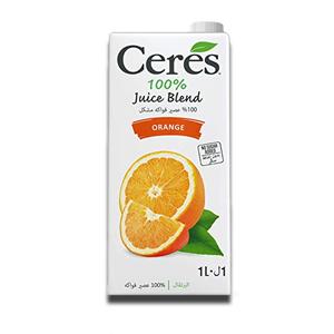 Ceres Orange 100% Fruit Juice 1L