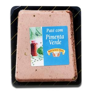 Grand-Mère Paté Creme Pimenta Verde 125g