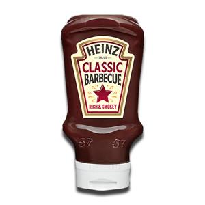 Heinz Classic Barbecue Rich & Smokey 480g