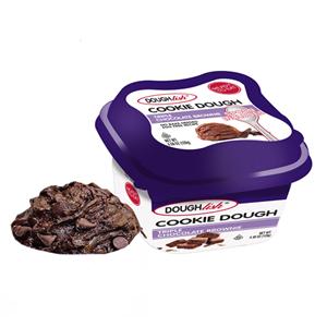 Doughlish Cookie Dough Triple Chocolate Brownie 128g