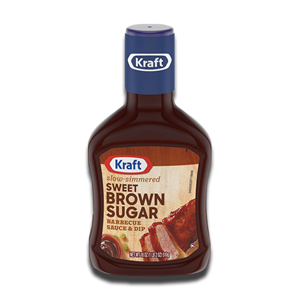 Kraft Sweet Brown Sugar Barbecue Sauce 510g