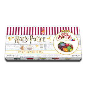 Jelly Belly Harry Potter Bertie Botts Every Flavour Beans Gift Box 125g