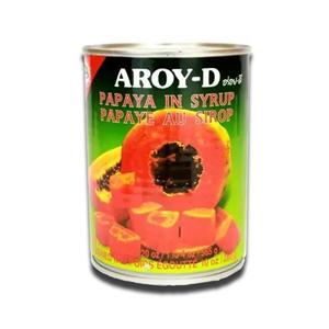 Aroy-D Papaya In Syrup 565g