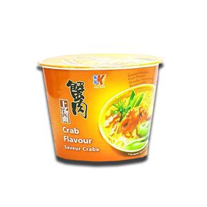 Kailo Brand Instant Bowl Crab Flavour Noodles 120g