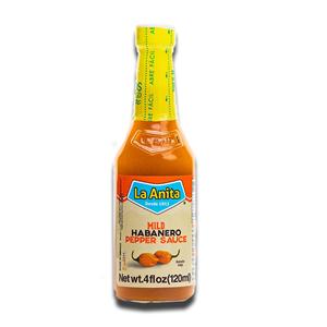 La Anita Habanero Mild Sauce 120ml