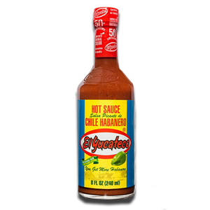 El Yucateco Chile Habanero Hot Red Sauce 240ml