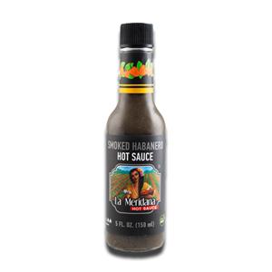 La Meridana Smoked Habanero Medium Sauce 150ml