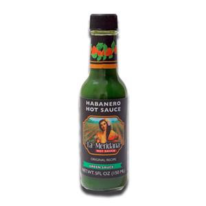 La Meridana Green Habanero Hot Sauce 150ml
