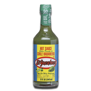 El Yucateco Chile Habanero Hot Green Sauce 240ml