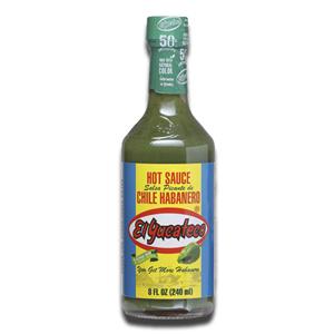 El Yucateco Chile Habanero Hot Green Sauce 240ml