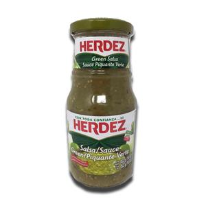 Herdez Salsa Verde Picante 453g