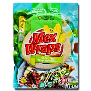 Guanajuato Tortilla de Milho 15cm 10Un 250g