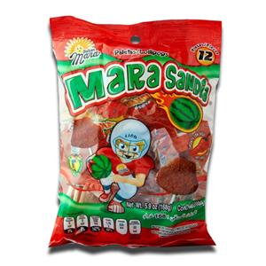 Dulce Mara Sandia 12 Lollipops 168g