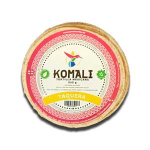 Komali Tortilla Taquera 15cm 500g