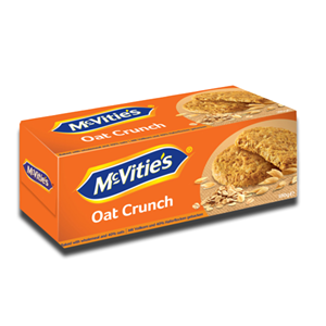 Mcvitie's Digestive Crunch 300g