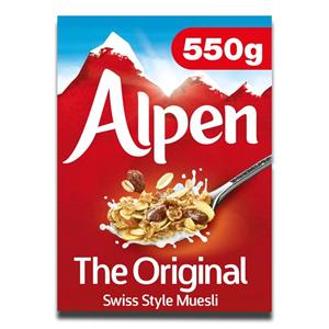 Alpen Muesli Original 550g