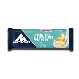 Multipower Protein 40% Peach Yoghurt Bar 35g
