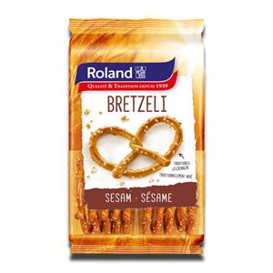 Roland Pretzel Sesame 100g