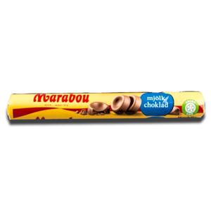 Marabou Milk Chocolate Roll 74g