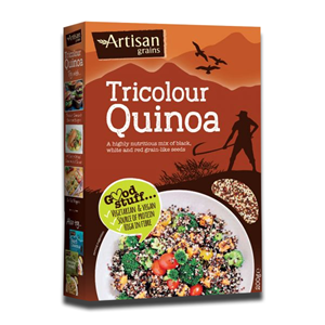 Artisan Grains Quinoa Tricolour 200g