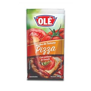Olé Molho de Tomate Pizza 340g
